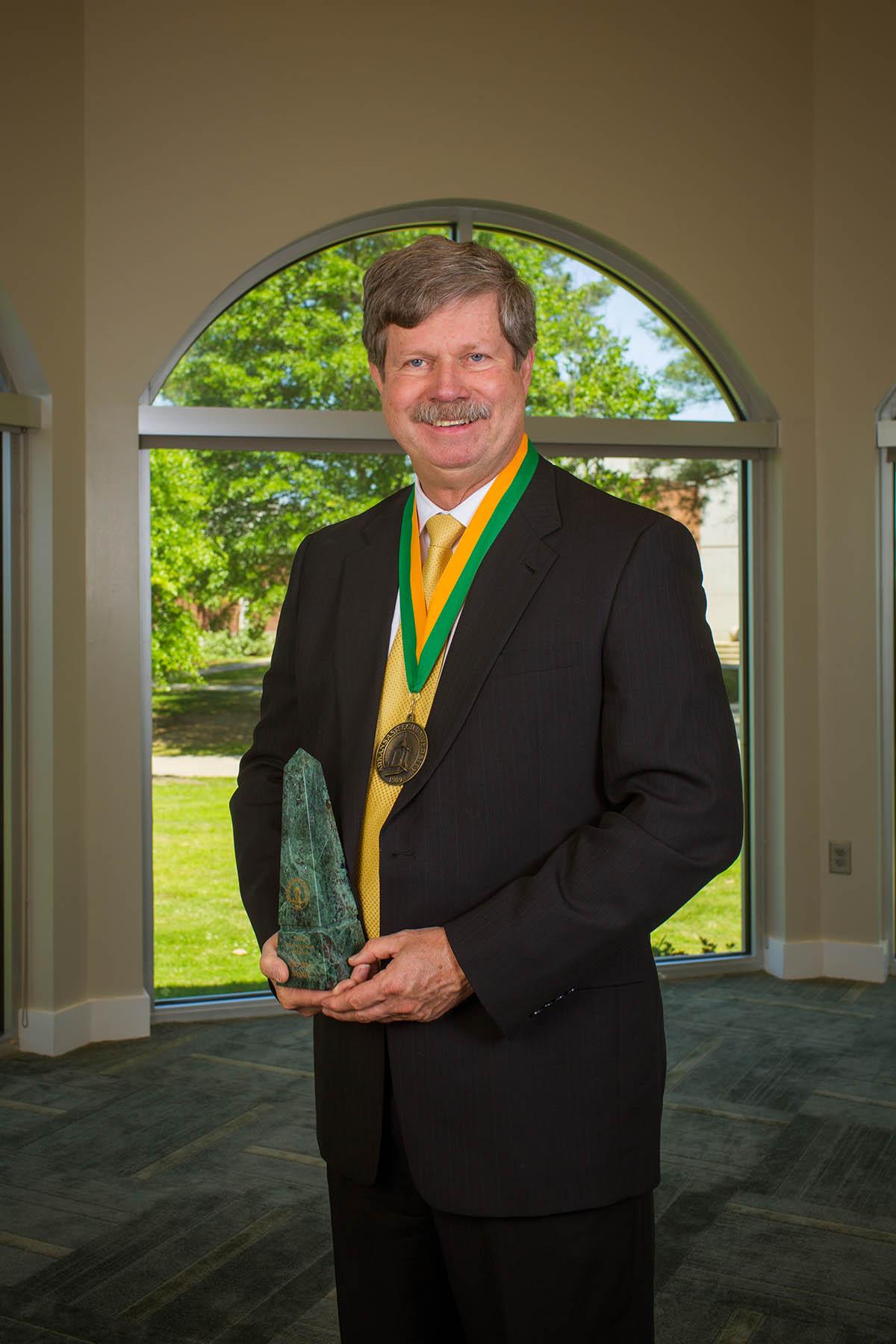 Arkansas Tech University - Distinguished Alumnus or Alumna